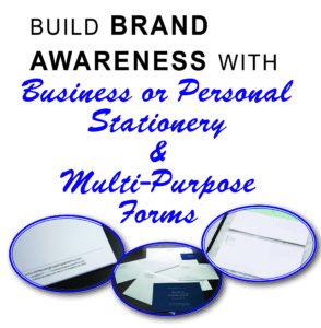 Stationery & Forms | Business or Personal Stationery & Forms - Max Printing and Copy