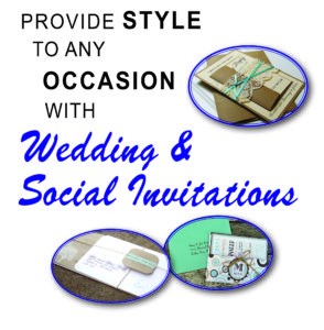 Premium Wedding and Social Invitations