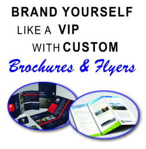 Brochures & Flyers | Full Color Brochures & Flyers - Max Printing and Copy